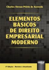 Elementos Básicos de Direito Empresarial Moderno -