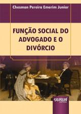 Função Social do Advogado e o Divórcio - Minibook -