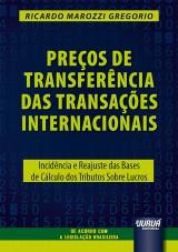 Preços de Transferência das Transações Internacionais
