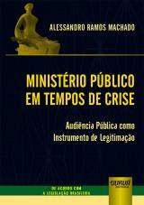 Ministério Público em Tempos de Crise