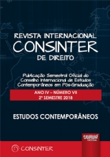 Revista Internacional Consinter de Direito - Ano IV - Número VII - 2º Semestre 2018 - Estudos Contemporâneos