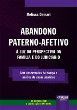 Abandono Paterno-Afetivo