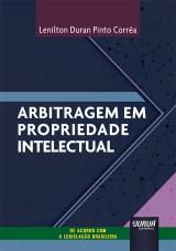 Arbitragem em Propriedade Intelectual