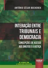 Interação Entre Tribunais e Democracia