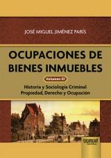 Ocupaciones de Bienes Inmuebles - Volumen 01
