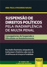 Suspensão de Direitos Políticos pela Inadimplência de Multa Penal