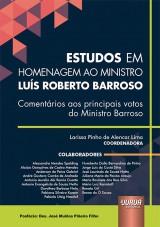 Estudos em Homenagem ao Ministro Luís Roberto Barroso