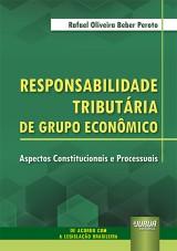 Responsabilidade Tributária de Grupo Econômico