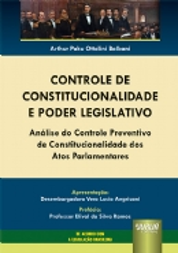 Controle de Constitucionalidade e Poder Legislativo