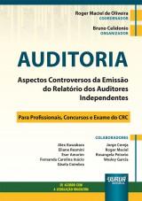 Auditoria - Aspectos Controversos da Emissão do Relatório dos Auditores Independentes