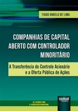 Companhias de Capital Aberto com Controlador Minoritário