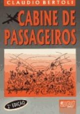 Capa do livro: Cabine de Passageiros, Claudio Bertoli