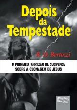 Capa do livro: Depois da Tempestade, Rodrigo Bertozzi