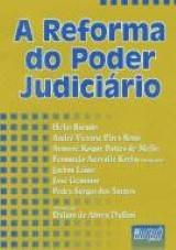 Capa do livro: Reforma do Poder Judiciário, A, Organizador: Fernando A. Krebs