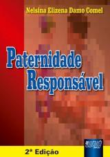 Capa do livro: Paternidade Responsável, Nelsina Elizena Damo Comel