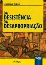 Capa do livro: Desistência da Desapropriação, Da, Massami Uyeda