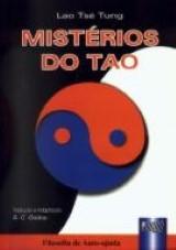 Capa do livro: Mistérios Do Tao, Lao Tsé Tung / Tradução e Adptação: A. C. Godoy