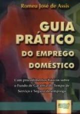 Capa do livro: Guia Pr�tico do Emprego Dom�stico, Romeu Jos� de Assis