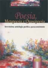 Capa do livro: Poesia, Metapoesia e Quasepoesia, Maria Francisca Carneiro