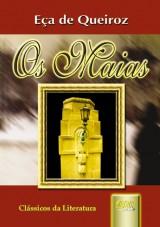 Capa do livro: Maias, Os, E�a de Queir�s