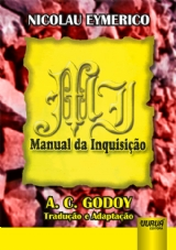 Capa do livro: Manual da Inquisi��o, Nicolau Eymerico