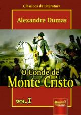 Capa do livro: Conde de Monte Cristo, O - Vol. I, Alexandre Dumas