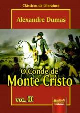 Capa do livro: Conde de Monte Cristo, O - Vol. II, Alexandre Dumas