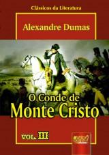 Capa do livro: Conde de Monte Cristo, O - Vol. III, Alexandre Dumas