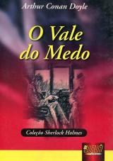Capa do livro: Vale do Medo, O, Arthur Conan Doyle