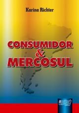 Capa do livro: Consumidor & Mercosul, Karina Richter