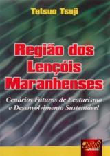 Capa do livro: Região dos Lençóis Maranhenses, Tetsuo Tsuji