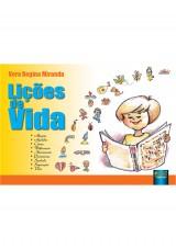 Capa do livro: Lições de Vida, Vera Regina Miranda