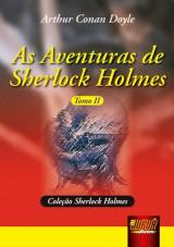 Capa do livro: Aventuras de Sherlock Holmes, As - Tomo II, Arthur Conan Doyle