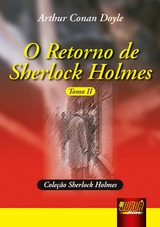 Capa do livro: Retorno de Sherlock Holmes, O, Arthur Conan Doyle