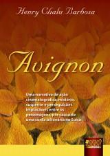 Capa do livro: Avignon, Henry Chalu Barbosa