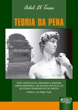 Capa do livro: Teoria da Pena, Adel El Tasse