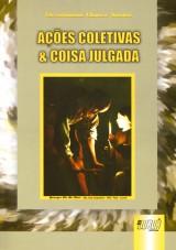 Capa do livro: Ações Coletivas e Coisa Julgada, Christianine Chaves Santos