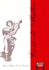 Capa do livro: Canto de Mulher, Maria Helena Oliveira Cardoso