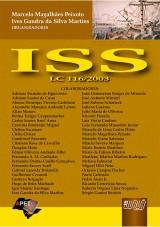 Capa do livro: ISS - Lei Complementar 116/2003, Organizadores: Marcelo Magalhães Peixoto, Ives Gandra da Silva Martins