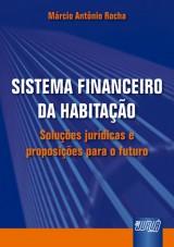 Capa do livro: Sistema Financeiro de Habitação, Márcio Antônio Rocha