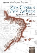 Capa do livro: Zona Costeira e Meio Ambiente, Mariana Almeida Passos de Freitas