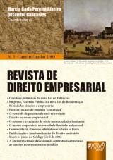 Capa do livro: Revista de Direito Empresarial, Coords: Marcia Carla Pereira Ribeiro e Oksandro Gonçalves
