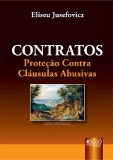Capa do livro: Contratos, Eliseu Jusefovicz