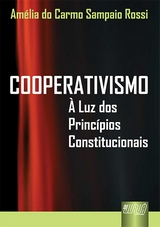 Capa do livro: Cooperativismo, Amélia do Carmo Sampaio Rossi