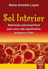 Capa do livro: Sol Interior, Marta Almeida Lopes