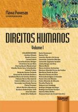 Capa do livro: Direitos Humanos - Volume I, Coordenadora: Flávia Piovesan
