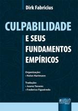 Capa do livro: Culpabilidade e Seus Fundamentos Empíricos - Dirk Fabricius, Dirk Fabricius