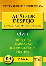 Capa do livro: Ação de Despejo - PPJ Cível vol. 9, Fernando Cézar Ferreira de Souza