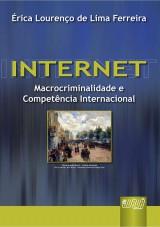Capa do livro: Internet, Érica Lourenço de Lima Ferreira
