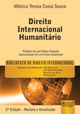 Capa do livro: Direito Internacional Humanitário - Biblioteca de Direito Internacional, Mônica Teresa Costa Sousa